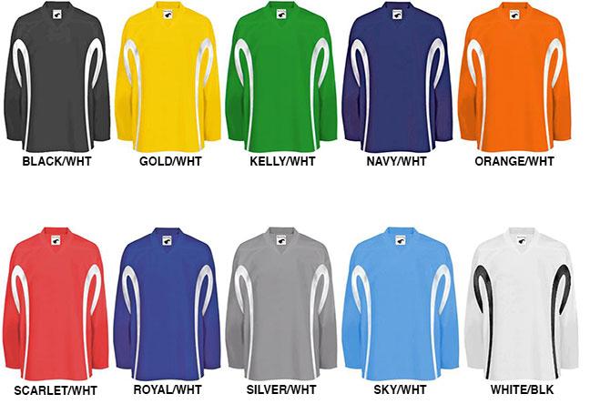 1868655a78d Pearsox Hockey Jerseys and Socks at HockeyJerseysDirect.com