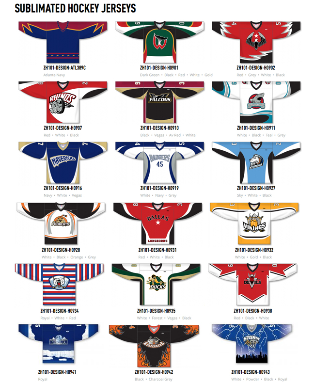 CUSTOM SUBLIMATED HOCKEY PANT SHELLS - Minimum (12) Pieces ed7d139cc